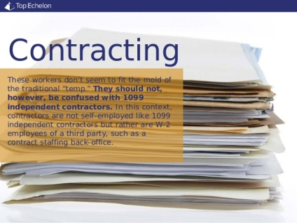 contract staffing india